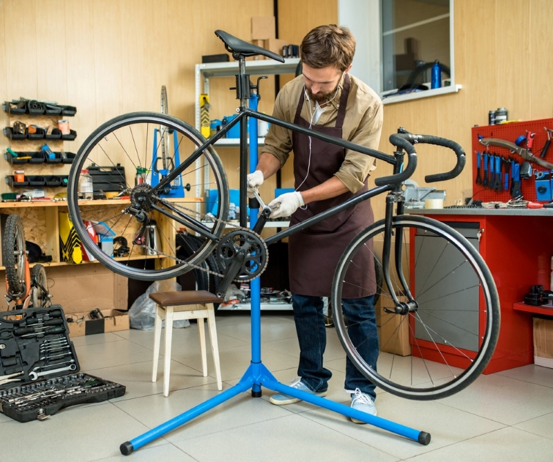 Repairing Your Bicycle
